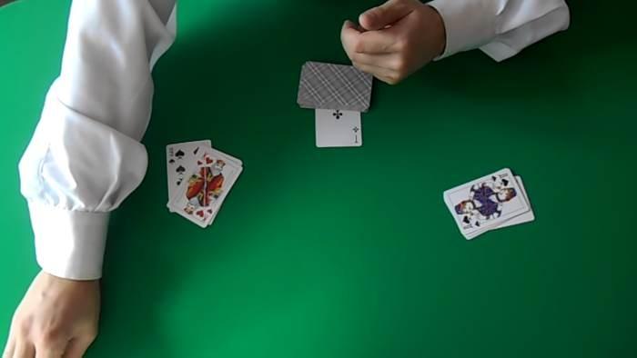 Раздача Карточных Игр