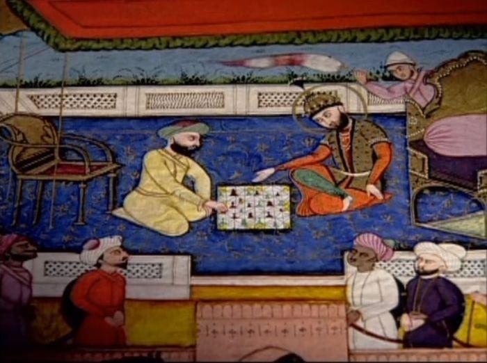 Шахматы в Древнем Мире