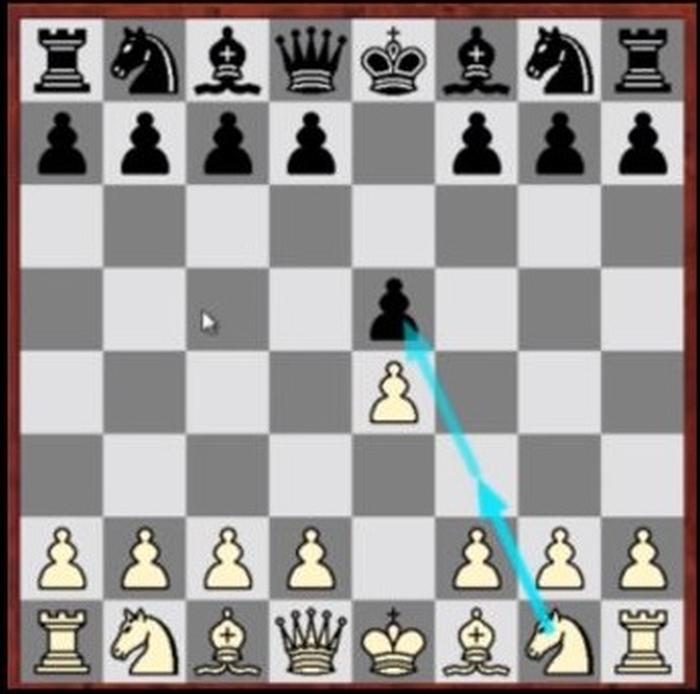 Первые Шахматные Партии в Мире